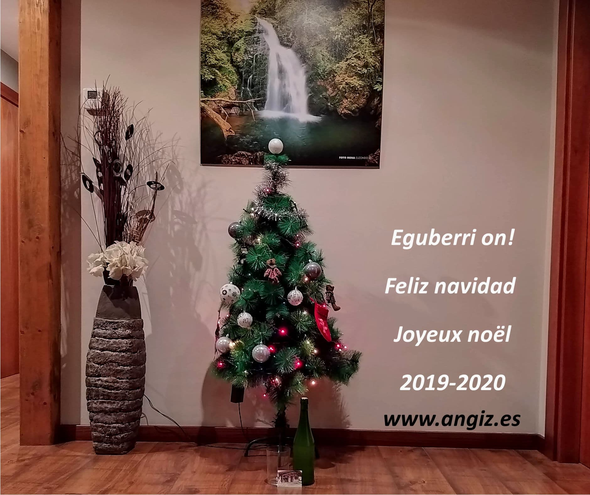 You are currently viewing Eguberri on!